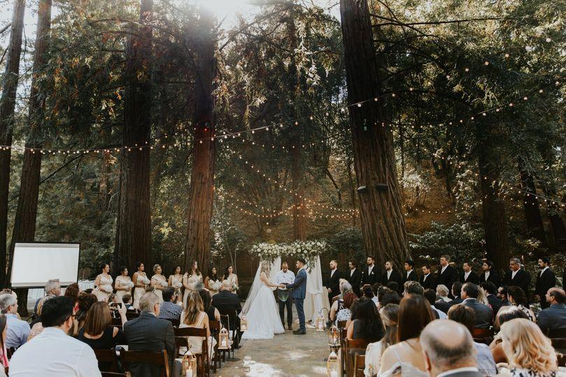 Deer Park Vila wedding