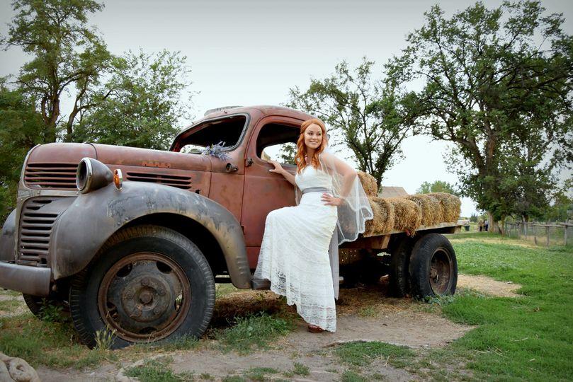 Luminos photography - Truck