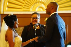 Divine Wedding Officiant Shakira Taylor