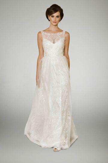 54bb491fd348a Matthew Christopher Showroom - Dress & Attire - New York, NY - WeddingWire