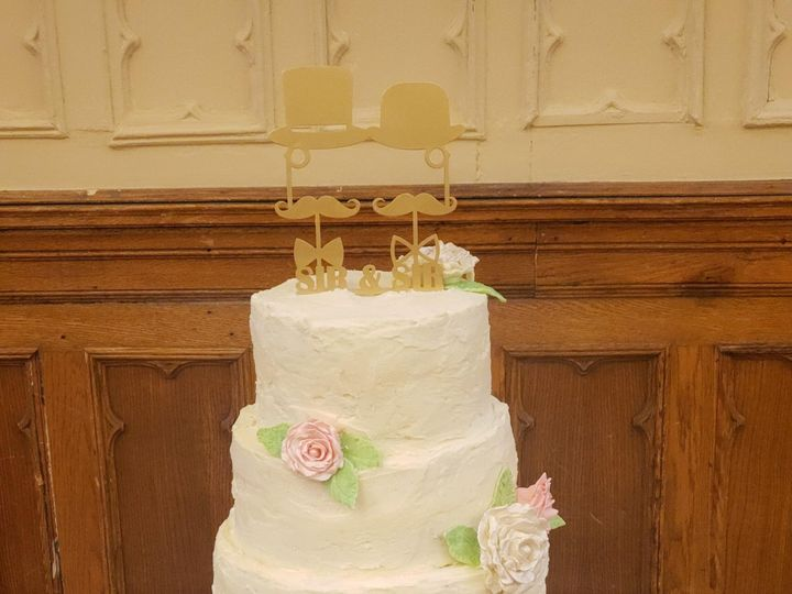 Tmx 20190601 104123 51 1903429 157938069976193 Woodbury, NJ wedding cake