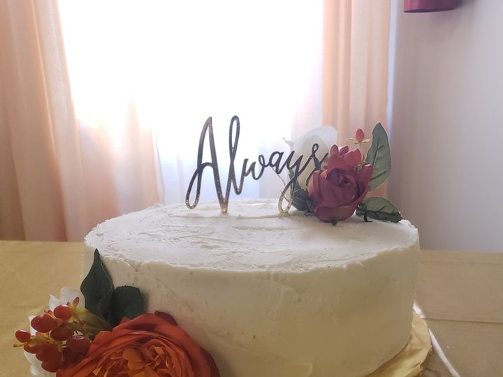 Tmx 20191227 141154 51 1903429 157938069860607 Woodbury, NJ wedding cake