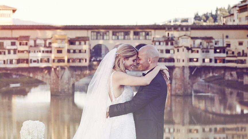 lebanese wedding video at villa gamberaia in flore