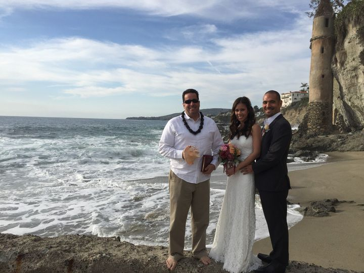 Tmx 1426355629897 Beachww Long Beach, California wedding officiant