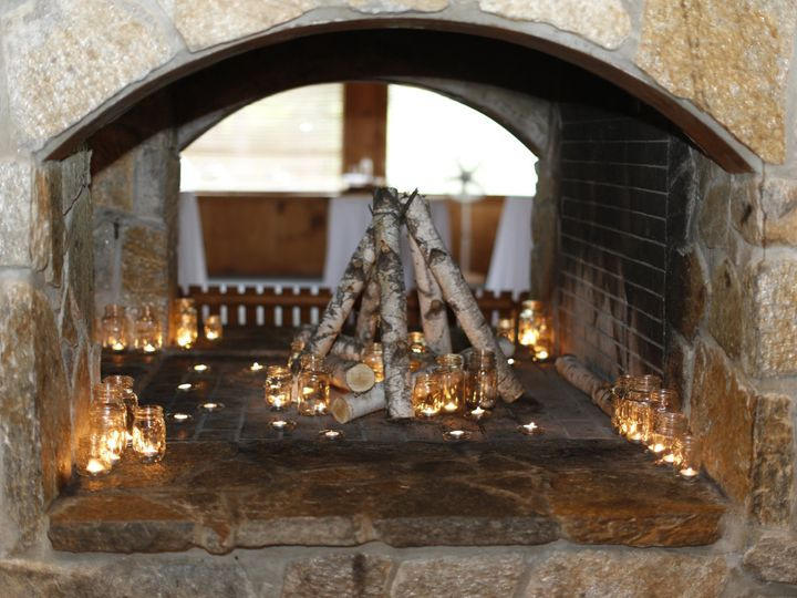Tmx 1405086894570 Wedding Fireplace Danbury, NH wedding venue