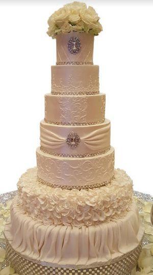 Wedding Cakes by Tammy Allen Wedding Cake Texas Houston