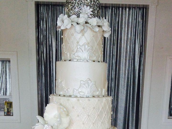 Tmx 1459564133758 Fullsizerender 1627 Houston, Texas wedding cake