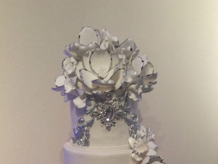 Tmx 1459564240960 Img3313 37871 Houston, Texas wedding cake