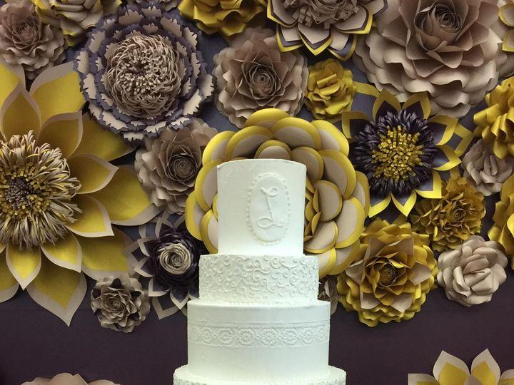 Tmx 1459564277789 Img3419 White Wedding Cake Houston, Texas wedding cake