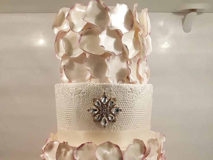 Tmx 1459564353031 Img5170 Houston, Texas wedding cake