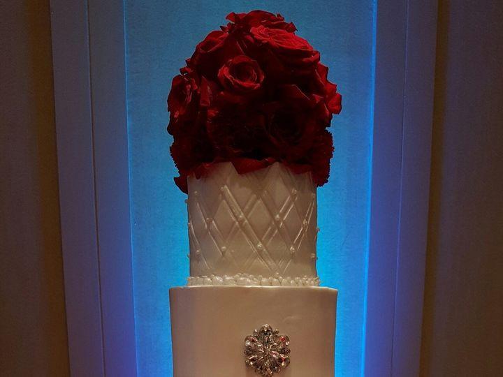 Tmx 1461655671097 Img5180 Houston, Texas wedding cake