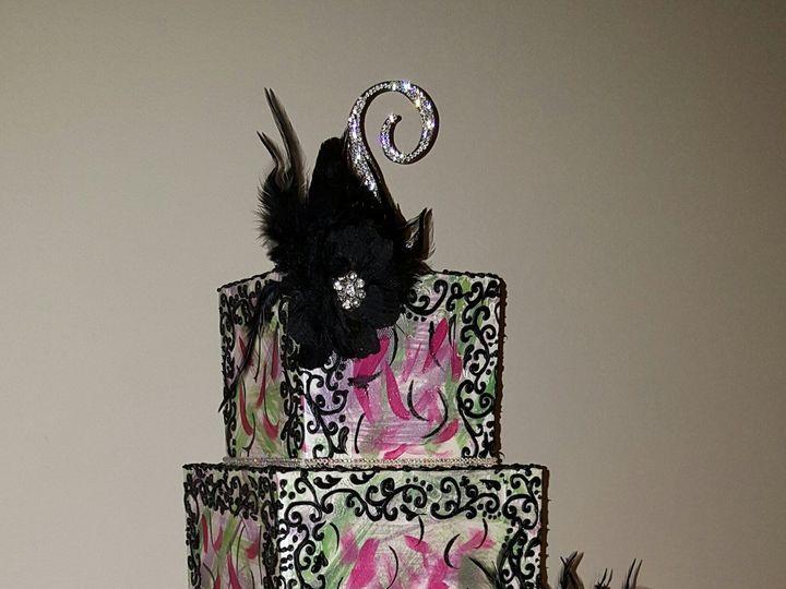 Tmx 1461656100229 Img5236 Houston, Texas wedding cake