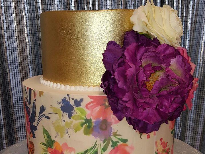 Tmx 1461656119325 Img5237 Houston, Texas wedding cake
