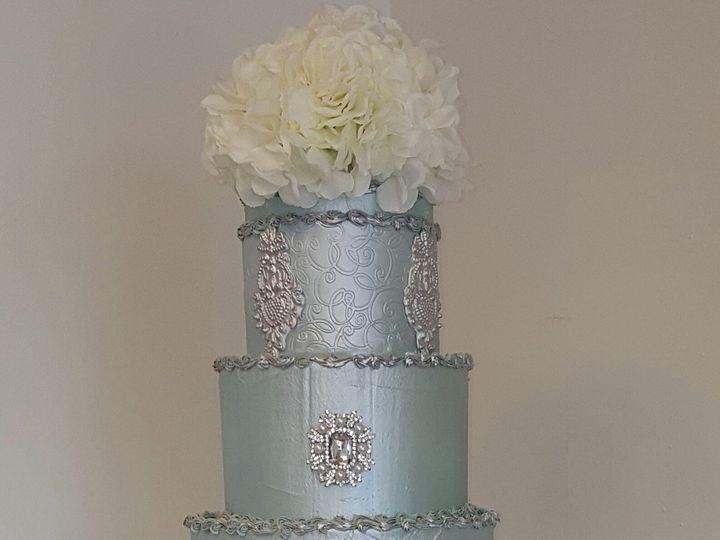 Tmx 1461656130679 Img5238 Houston, Texas wedding cake