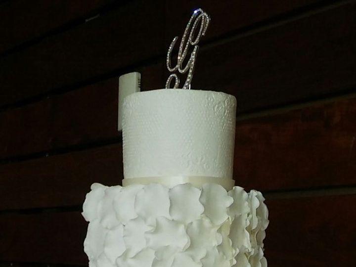Tmx 1461656193315 Img5241 2 Houston, Texas wedding cake