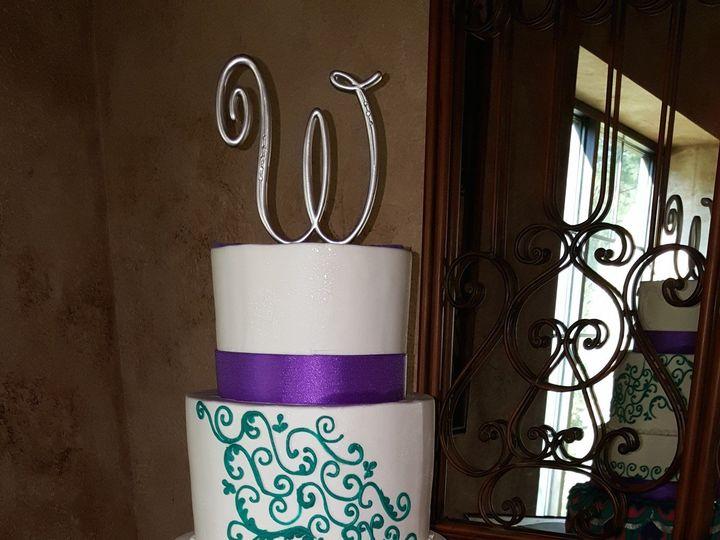 Tmx 1464752111690 20160319172948 Houston, Texas wedding cake