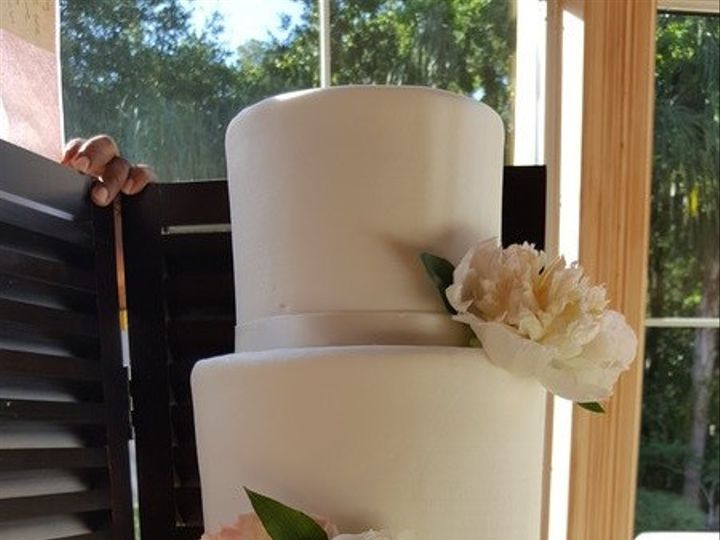 Tmx 1474462457537 2 Houston, Texas wedding cake