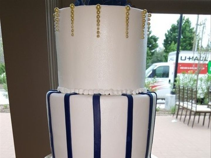 Tmx 1474462476086 5 Houston, Texas wedding cake