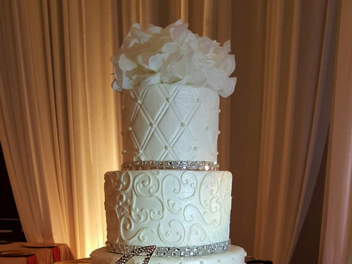 Tmx 1484551895625 Img5320 Houston, Texas wedding cake