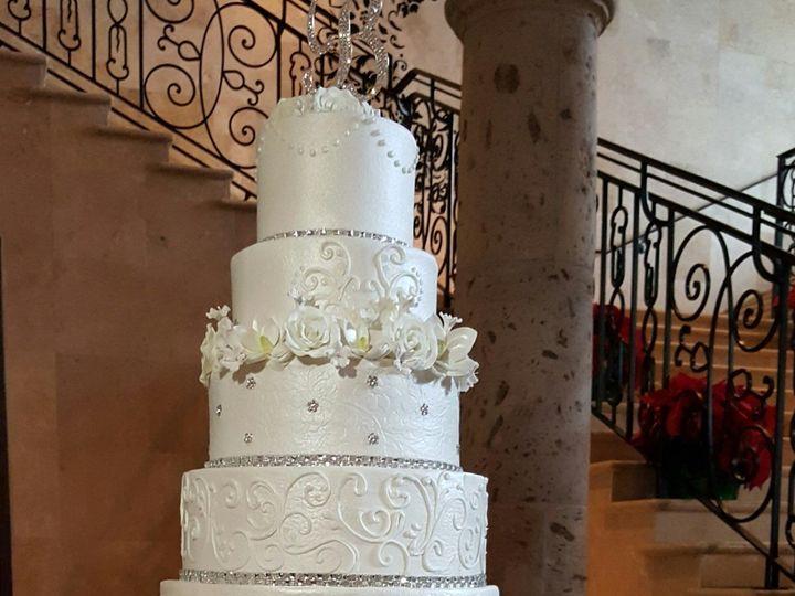 Tmx 1484552075620 Img5334 Houston, Texas wedding cake