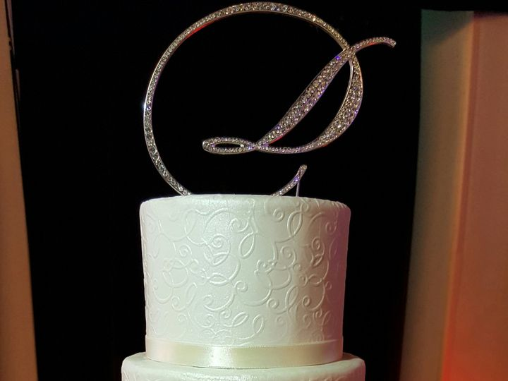 Tmx 1484553311927 Img5343 Houston, Texas wedding cake