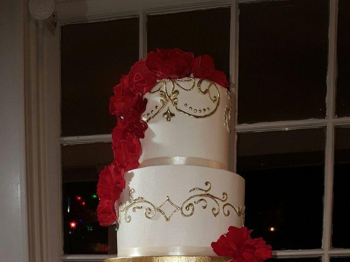 Tmx 1484555309963 Img5346 Houston, Texas wedding cake