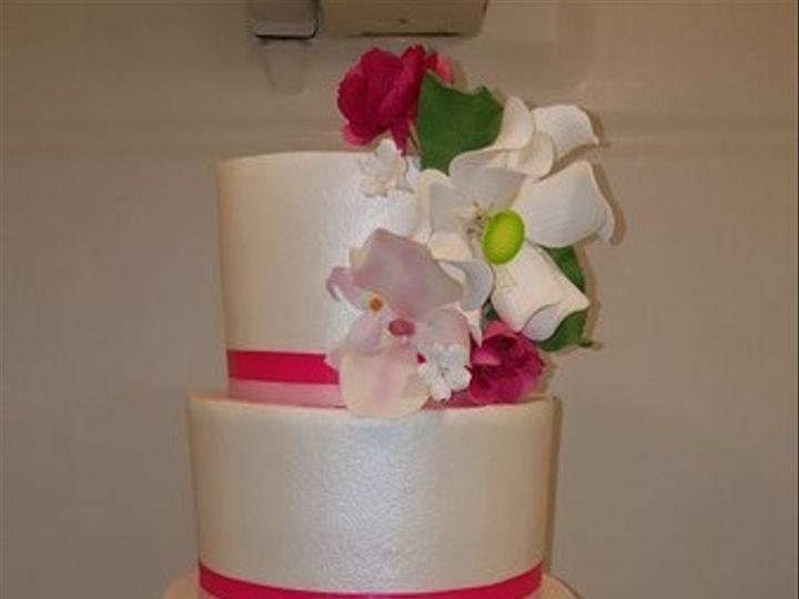 Tmx 1484759020390 5 Houston, Texas wedding cake