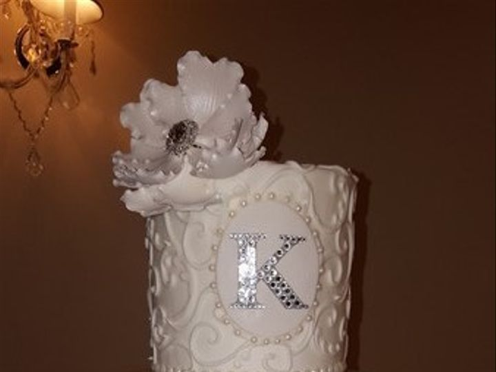 Tmx 1484759029838 7 Houston, Texas wedding cake