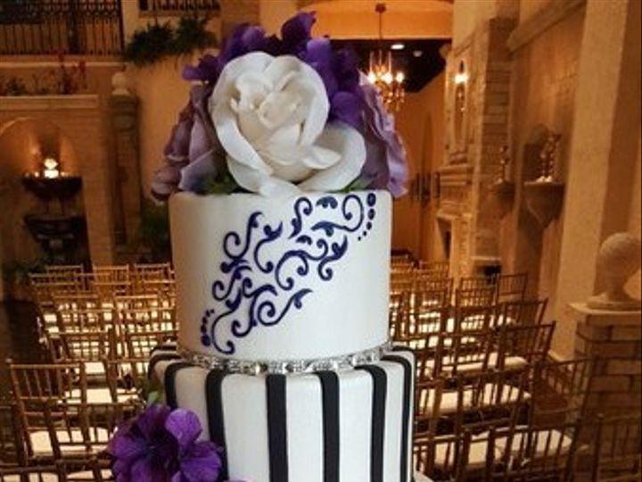 Tmx 1484759034781 8 Houston, Texas wedding cake