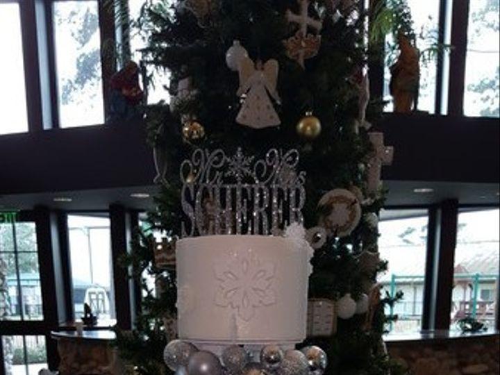 Tmx 1484759060369 13 Houston, Texas wedding cake