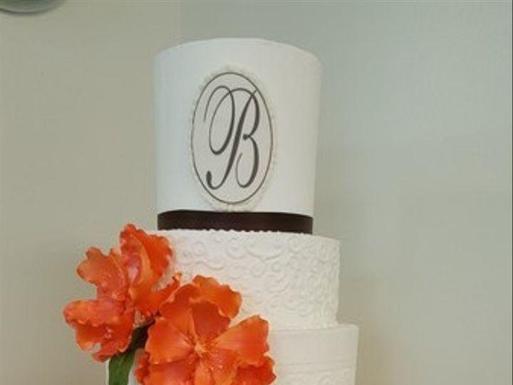 Tmx 1484759066479 14 Houston, Texas wedding cake