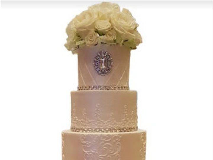 Tmx 1489685318021 1 Houston, Texas wedding cake