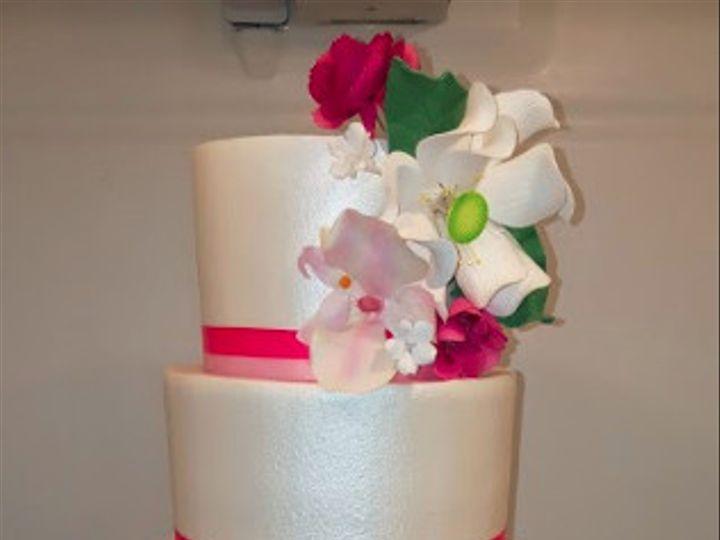 Tmx 1489685333656 4 Houston, Texas wedding cake
