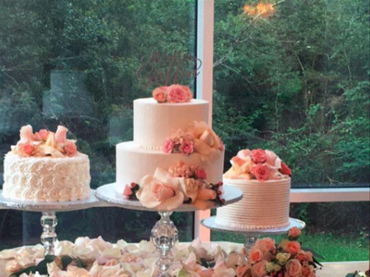 Tmx 1489685366870 9 Houston, Texas wedding cake