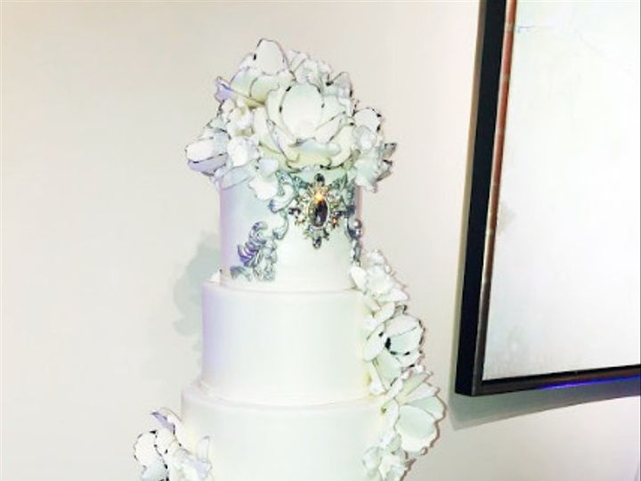 Tmx 1489685380727 11 Houston, Texas wedding cake