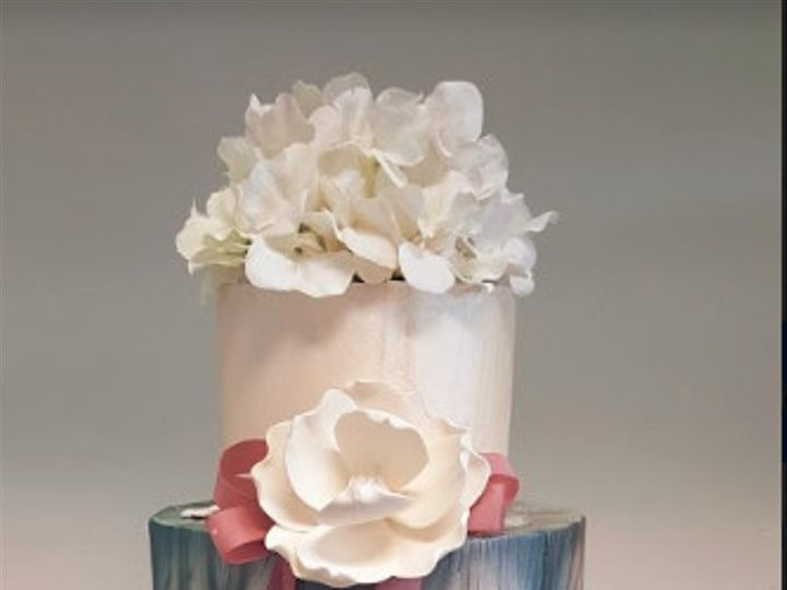 Tmx 1489685386750 12 Houston, Texas wedding cake