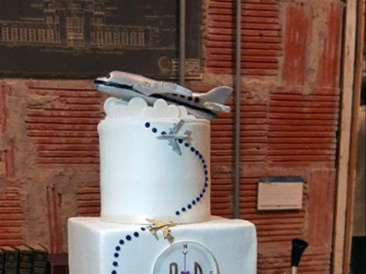 Tmx 1489685400462 14 Houston, Texas wedding cake