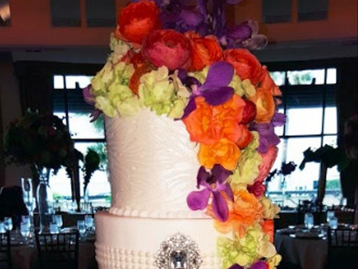 Tmx 1489685445833 20 Houston, Texas wedding cake