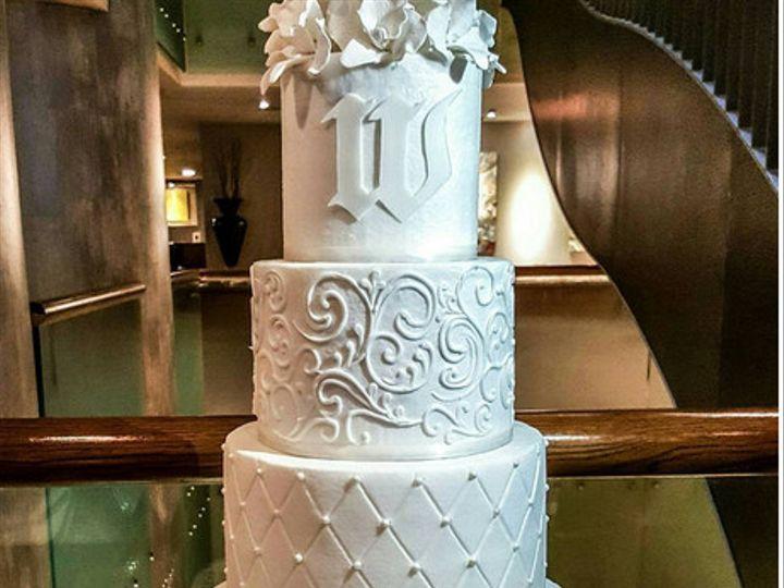 Tmx 1502999078725 2 Houston, Texas wedding cake