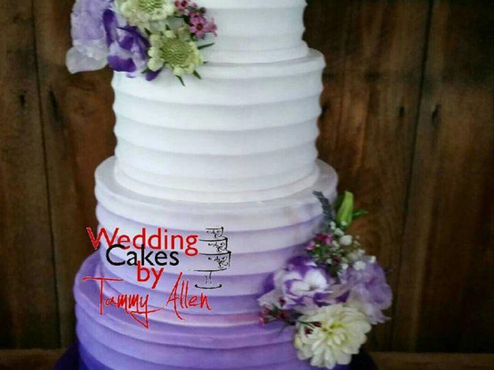 Tmx 1502999086937 4 Houston, Texas wedding cake