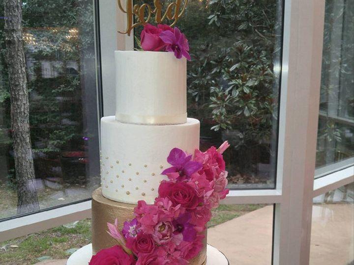 Tmx 1502999129088 6 Houston, Texas wedding cake