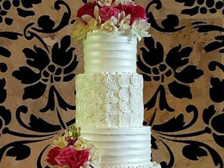 Tmx 1502999138425 8 Houston, Texas wedding cake