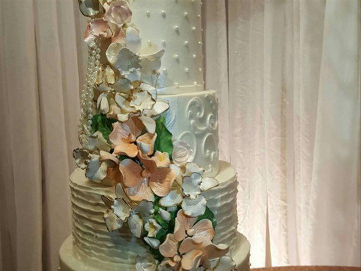 Tmx 1502999145833 9 Houston, Texas wedding cake