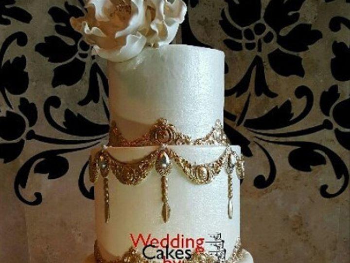 Tmx 1502999153713 10 Houston, Texas wedding cake