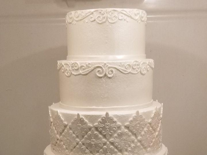 Tmx 1514167415307 Img2 Houston, Texas wedding cake