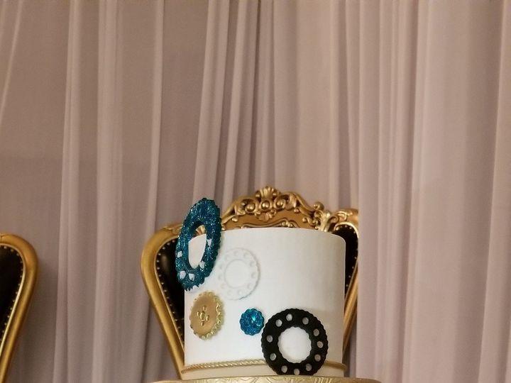 Tmx 1514167756120 Img19 Houston, Texas wedding cake