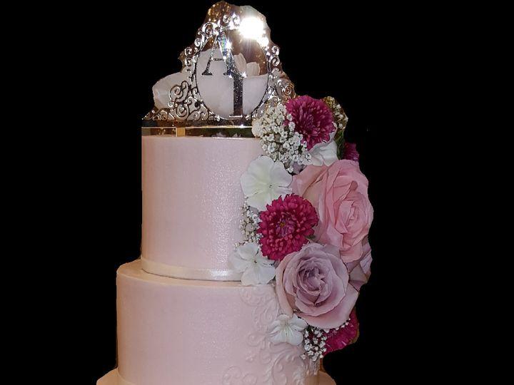 Tmx 1514180775258 Img5275 Houston, Texas wedding cake