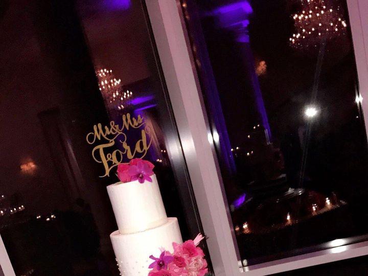 Tmx 1514180820392 Img5442 Houston, Texas wedding cake