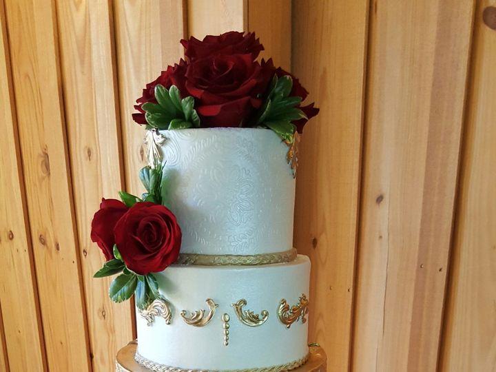 Tmx 1514180886658 Img5466 Houston, Texas wedding cake