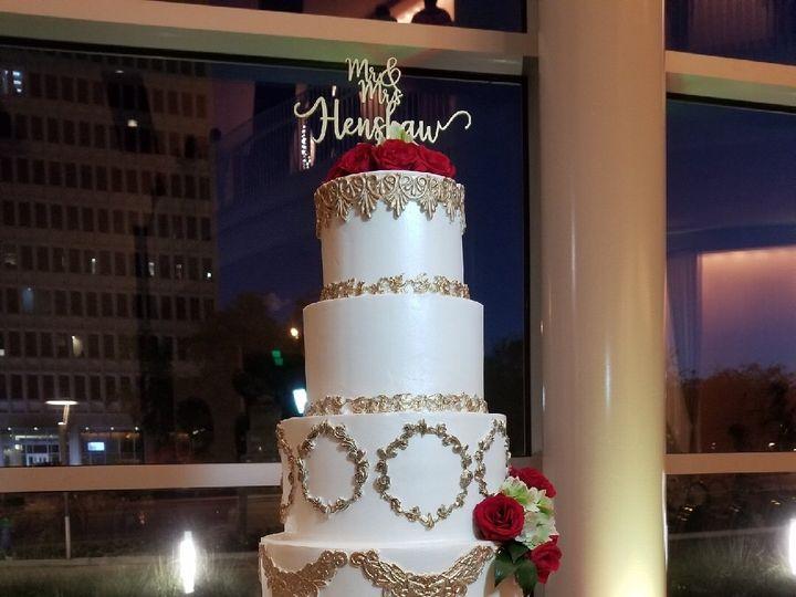 Tmx 5cbe5dcf F117 4df9 927b 5627e1a5038c 51 145429 1567747869 Houston, Texas wedding cake